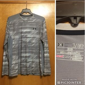 Good used condition Men's Under Armour shirt-XL